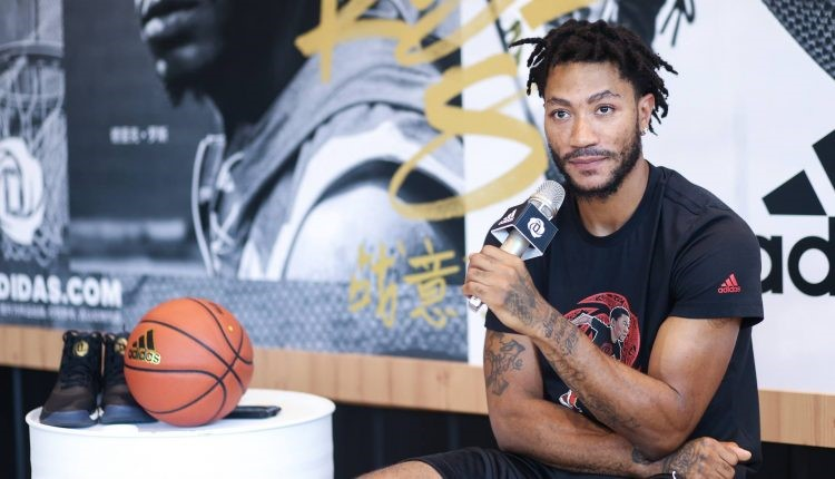 Why Derrick Rose Is Still A Player In The Signature Shoe Market