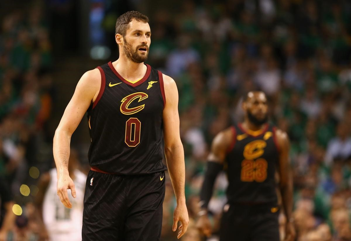 Kevin Love Gets His Chance To Be The Man In The Land