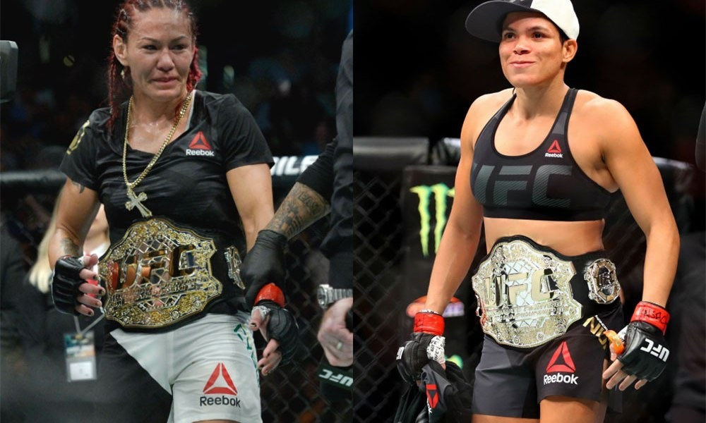 Cris Cyborg vs Amanda Nunes Set For UFC 232