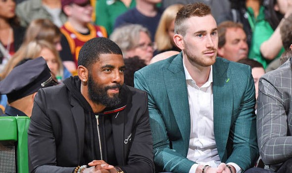 Ainge Says Kyrie Irving and Gordon Hayward Are Ready For Training Camp