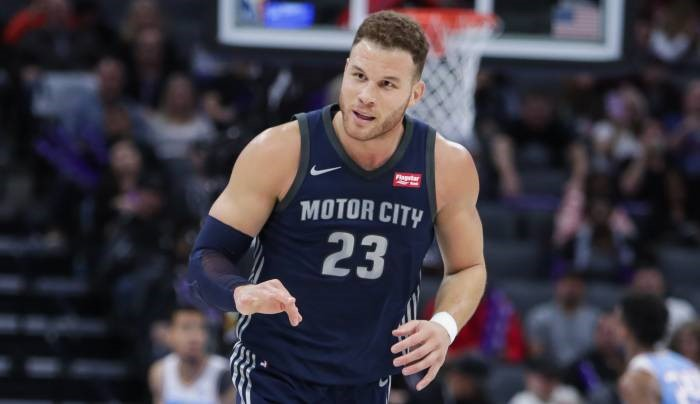 Blake Griffin's Reported $258K Monthly Child Support Was Fake News