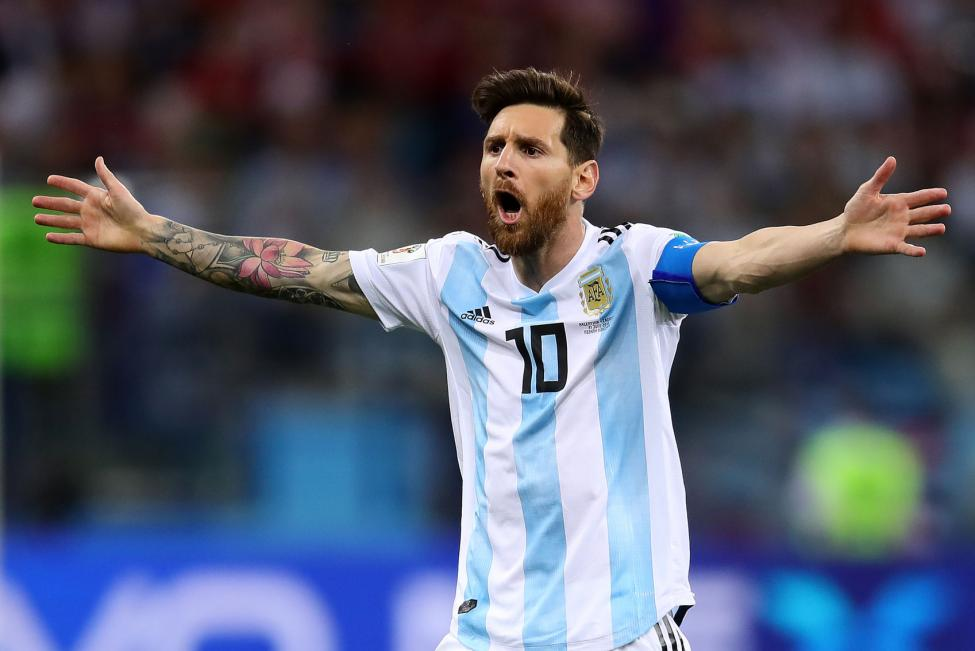 How's Lionel Messi Doing After World Cup Disaster