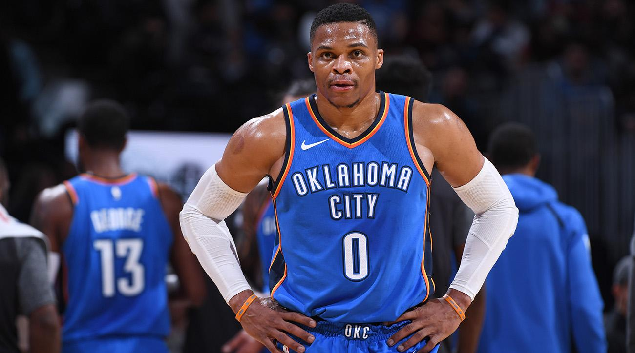 Is There A Need To Be Worried About Russell Westbrook's Latest Knee Injury?