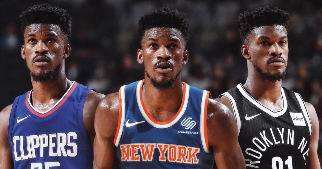 Analyzing Jimmy Butler's Three Preferred Trade Destinations