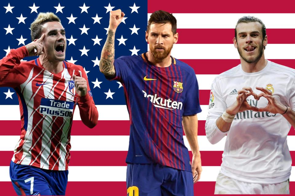 What the World Thinks About Having La Liga Games in the US