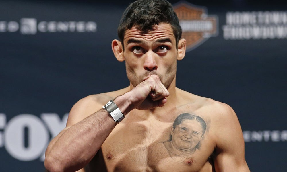 Renan Barao Suffers Another Setback By Missing Weight Badly