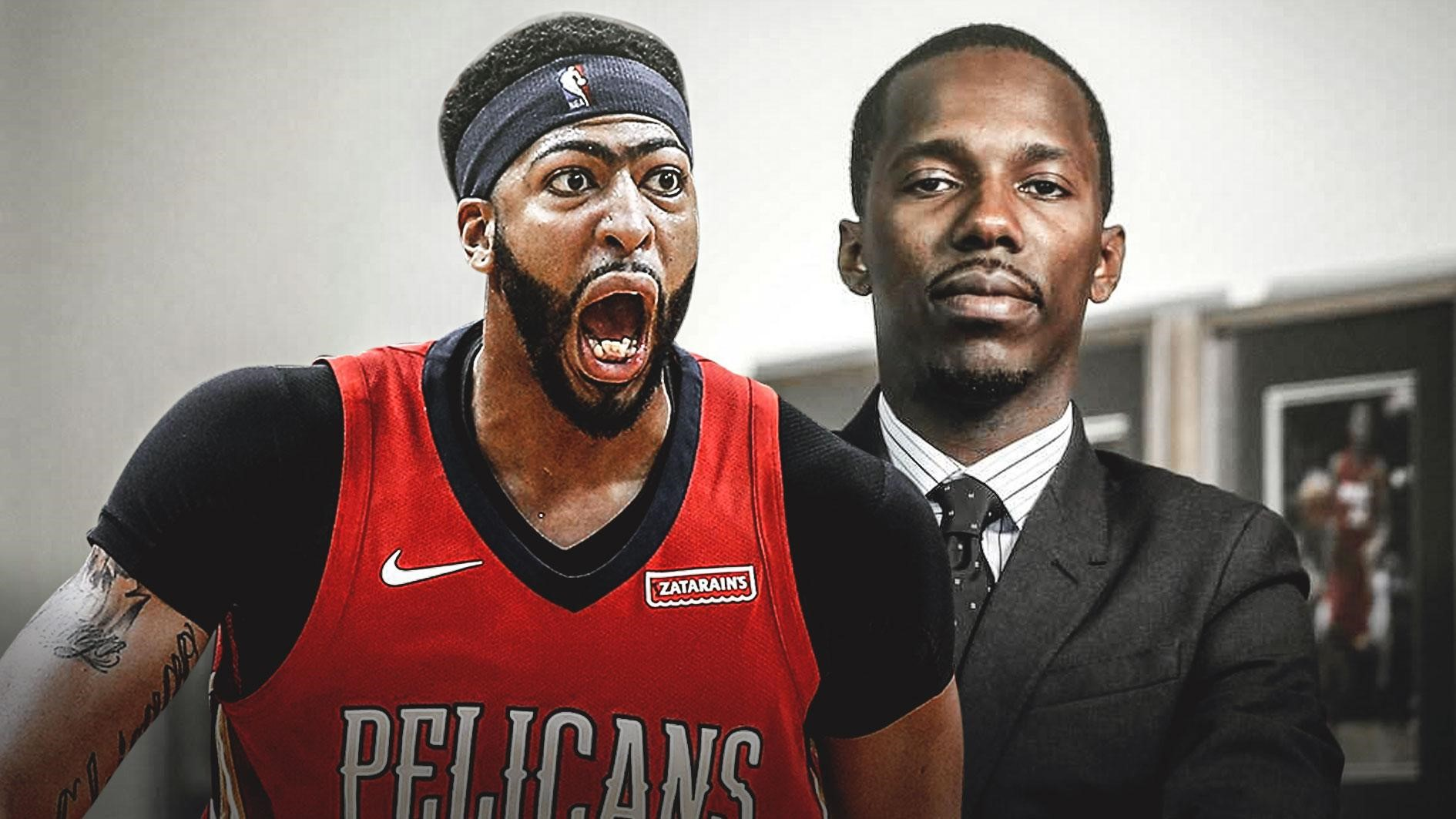 Who Is Rich Paul, The New Agent of Anthony Davis?