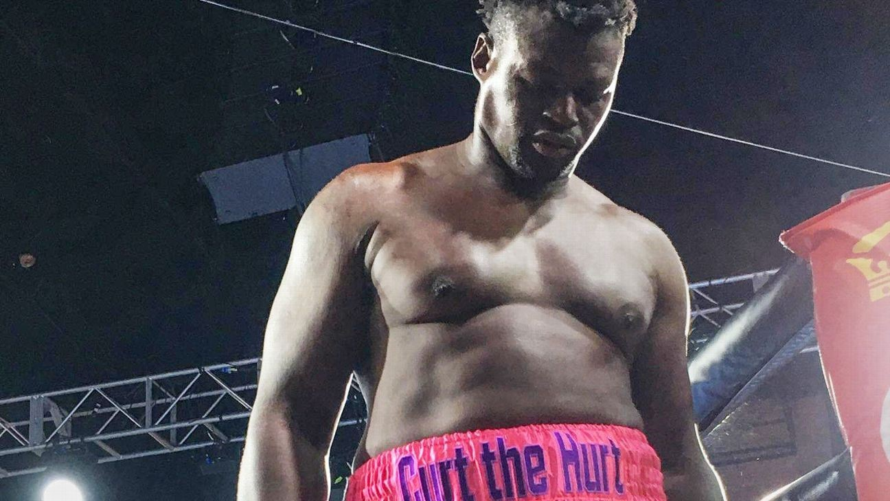 What Caused Curtis Harper To Walk Out Against Efe Ajagba?