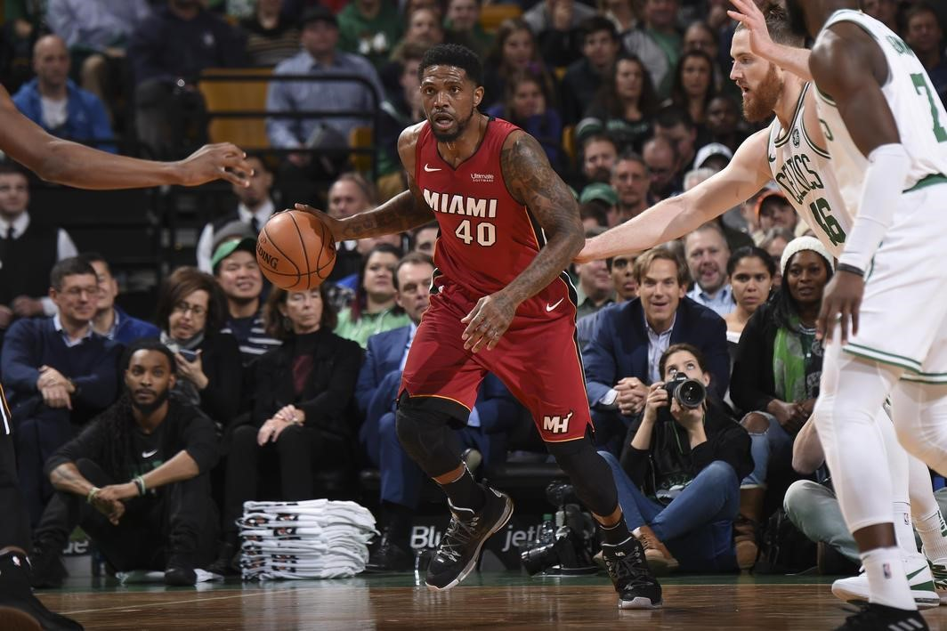 Udonis Haslem To Return For 16th Season In Miami