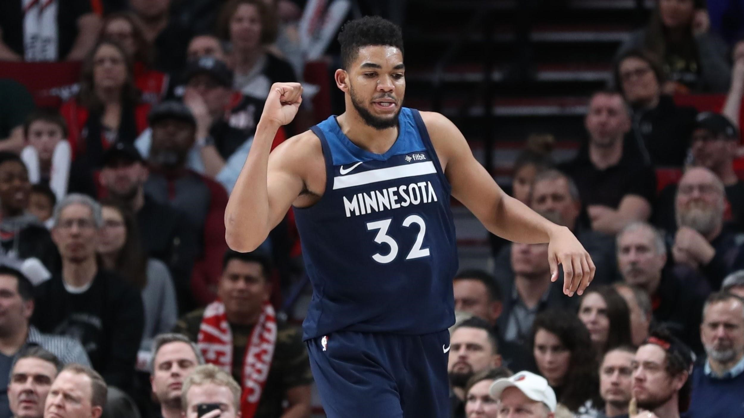 Karl Anthony Towns Agrees To a Super-Max Deal With T-Wolves