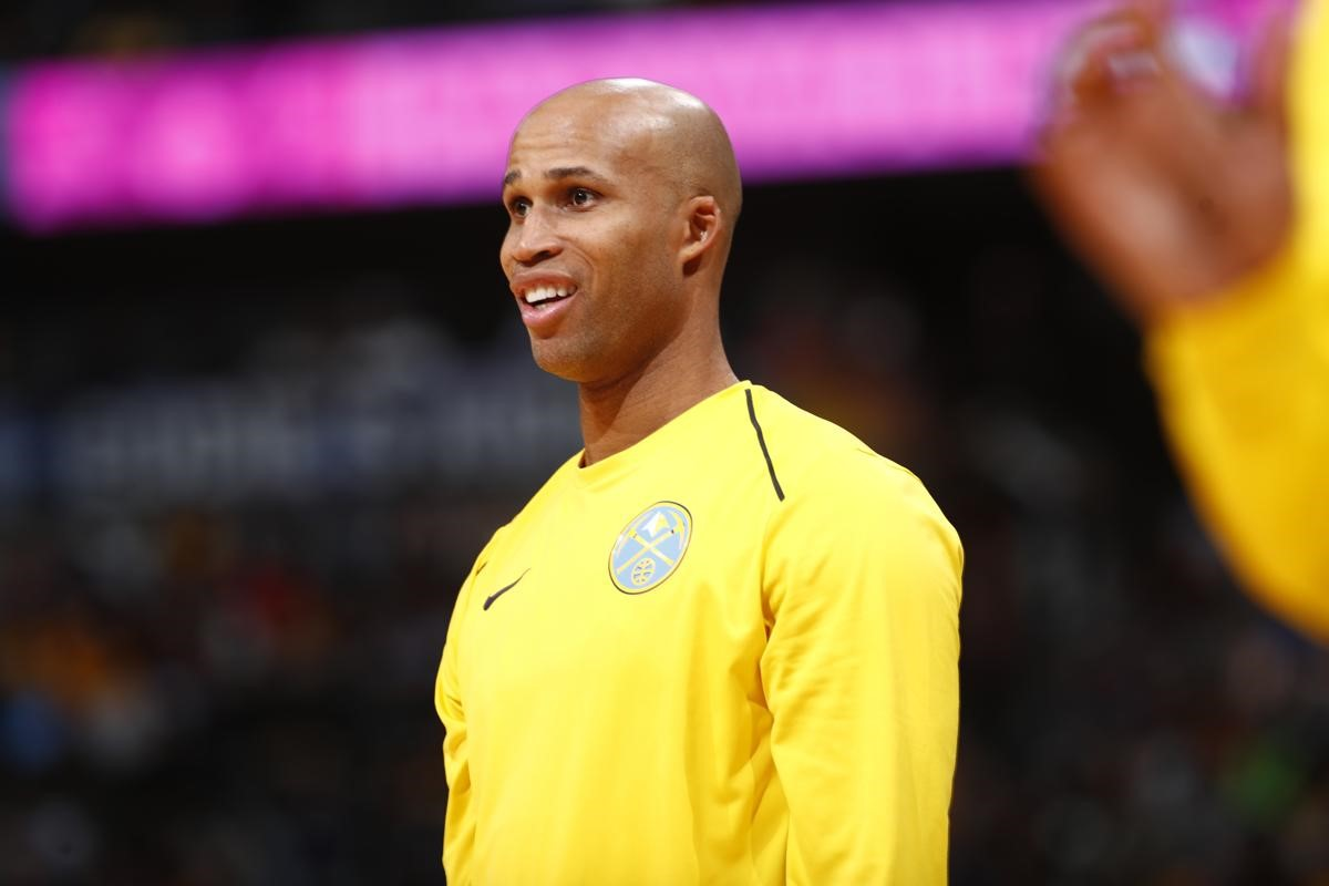 Richard Jefferson Pays Tribute To Father And Announces Retirement