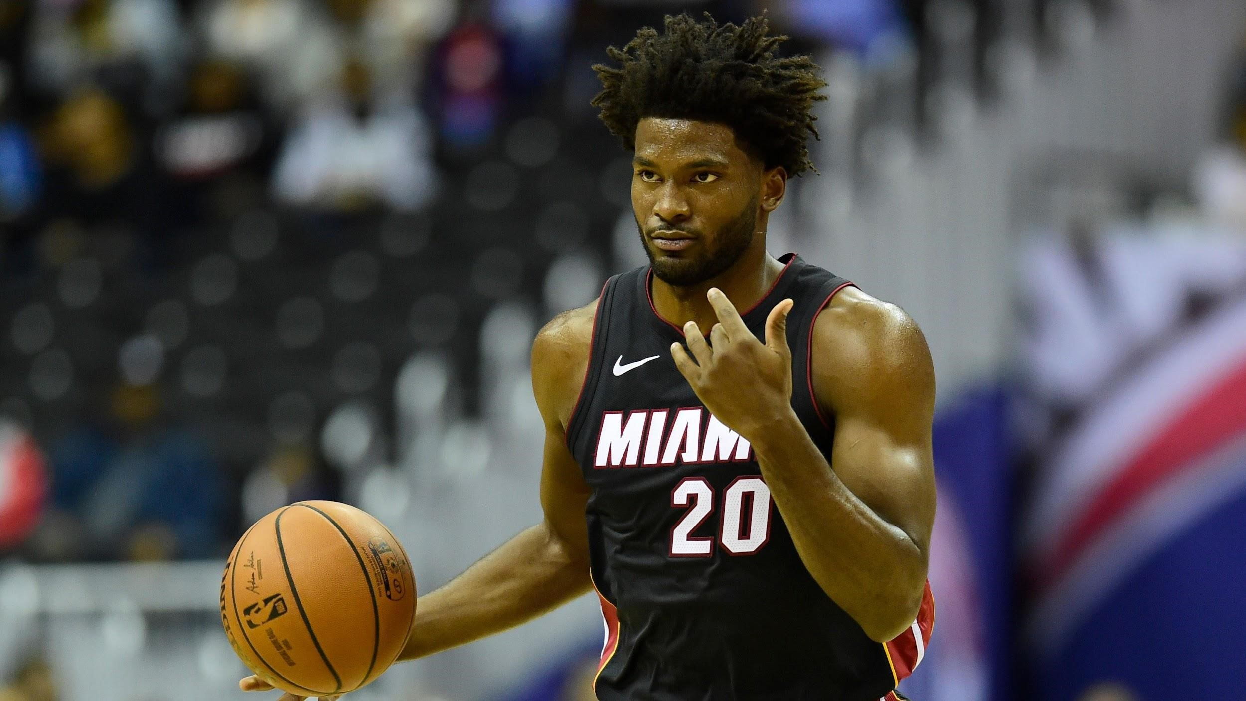 Justise Winslow Is Staying in Miami