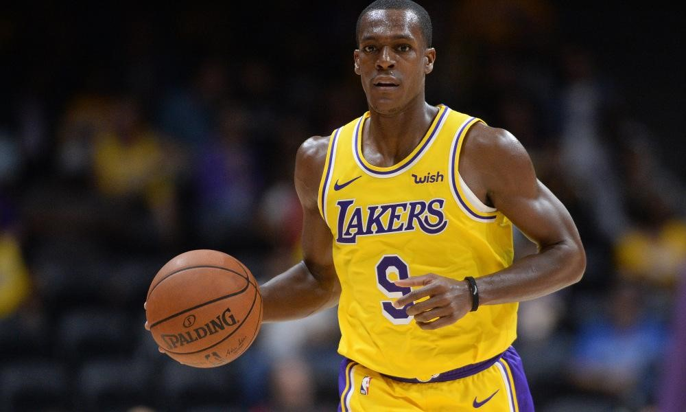 Rajon Rondo Wants To Be The First To Win Titles in Boston And Los Angeles