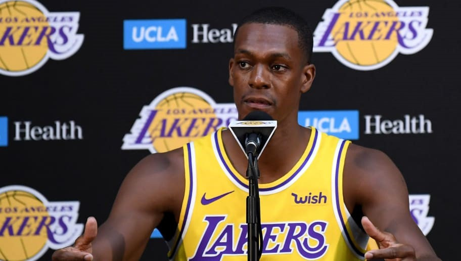 Rondo Over Lonzo: Veteran PG Will Start For The Lakers