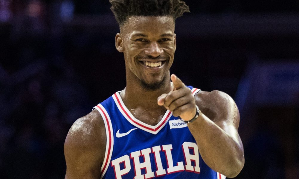 Jimmy's Big Bucket Lifts Sixers Again