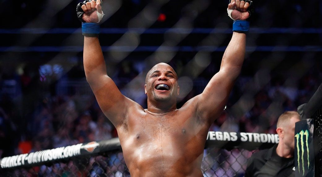 Daniel Cormier Put A Stamp on His Legacy At UFC 230