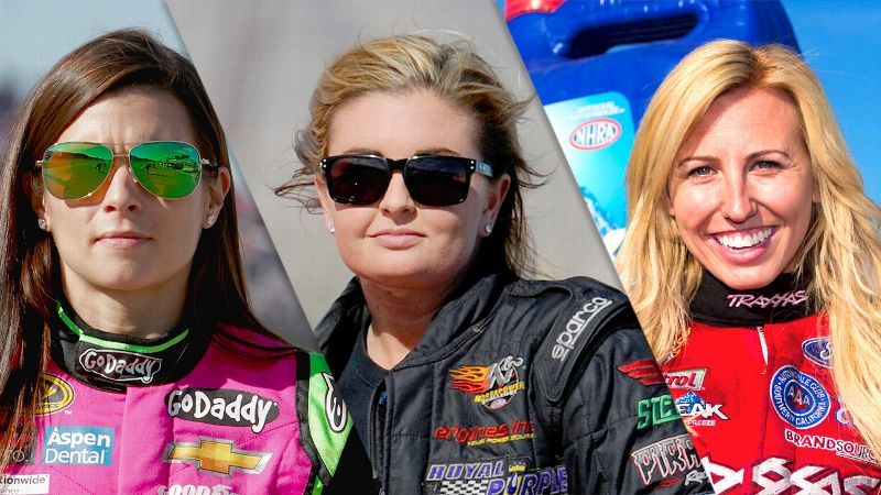 The History Of Female Drivers in NASCAR