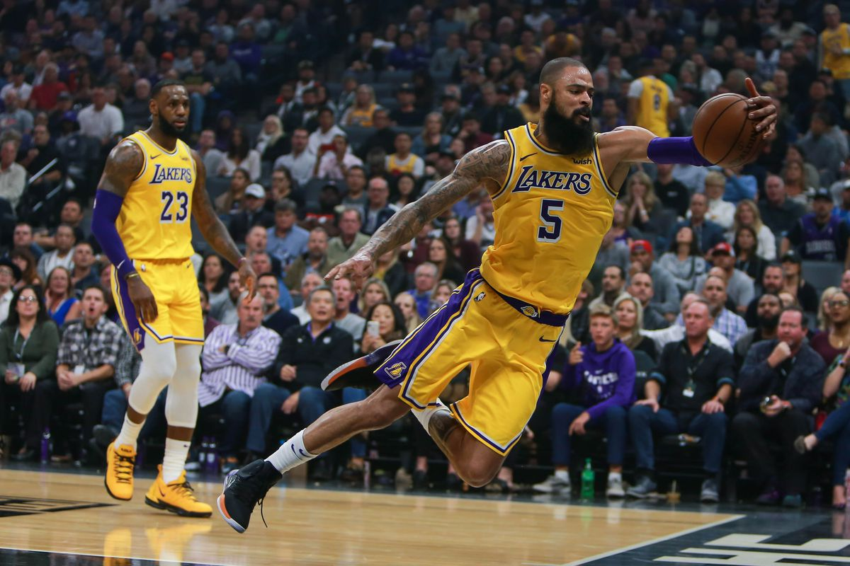 What Tyson Chandler Brings To The Los Angeles Lakers