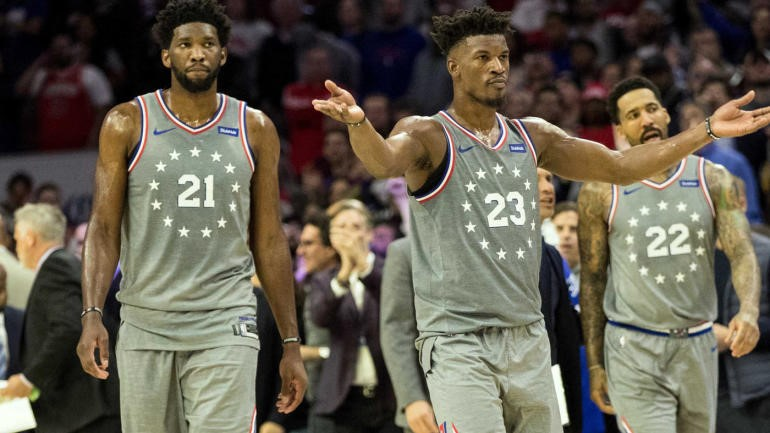 Adding Jimmy Butler Didn't Necessarily Make The Sixers Better