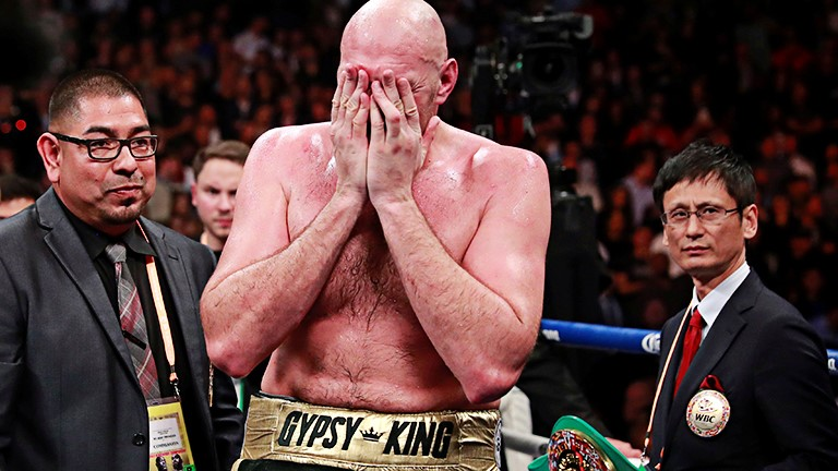 Was Tyson Fury Robbed Against Deontay Wilder?