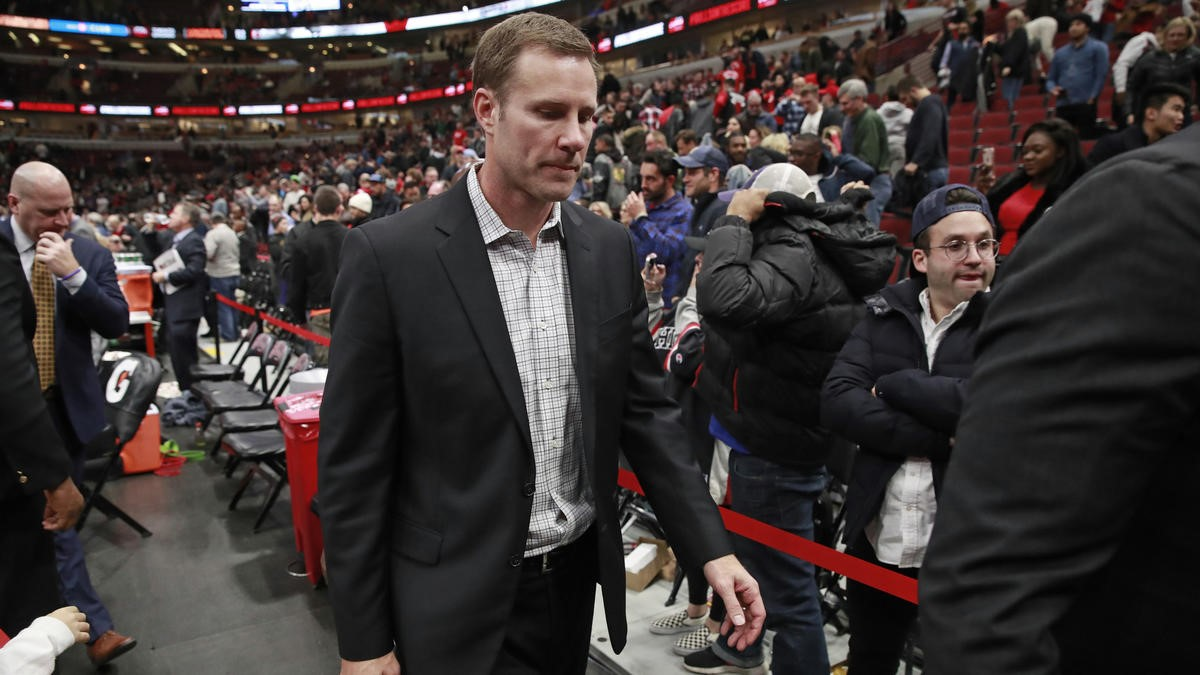 Why The Chicago Bulls Fired Fred Hoiberg