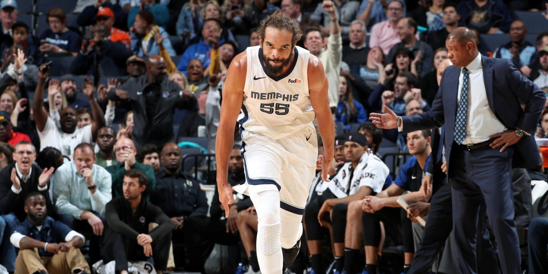 Grizzlies Sign Joakim Noah To Veteran's Minimum Deal