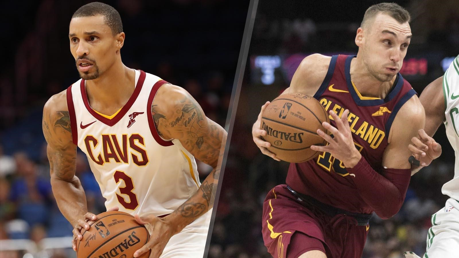 Cavs Continue Moving People, Ship George Hill and Sam Dekker