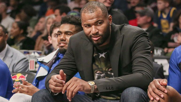 Warriors' DeMarcus Cousins set for mid-January return