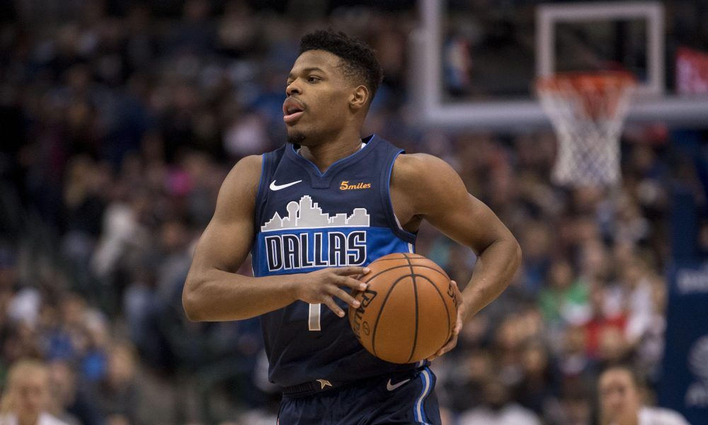 NBA Trade Buzz: Mavericks' Dennis Smith Jr drawing interest from Suns and Magic