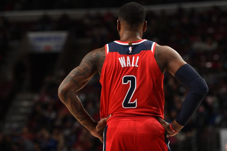 John Wall set to miss rest of the season with major heel surgery