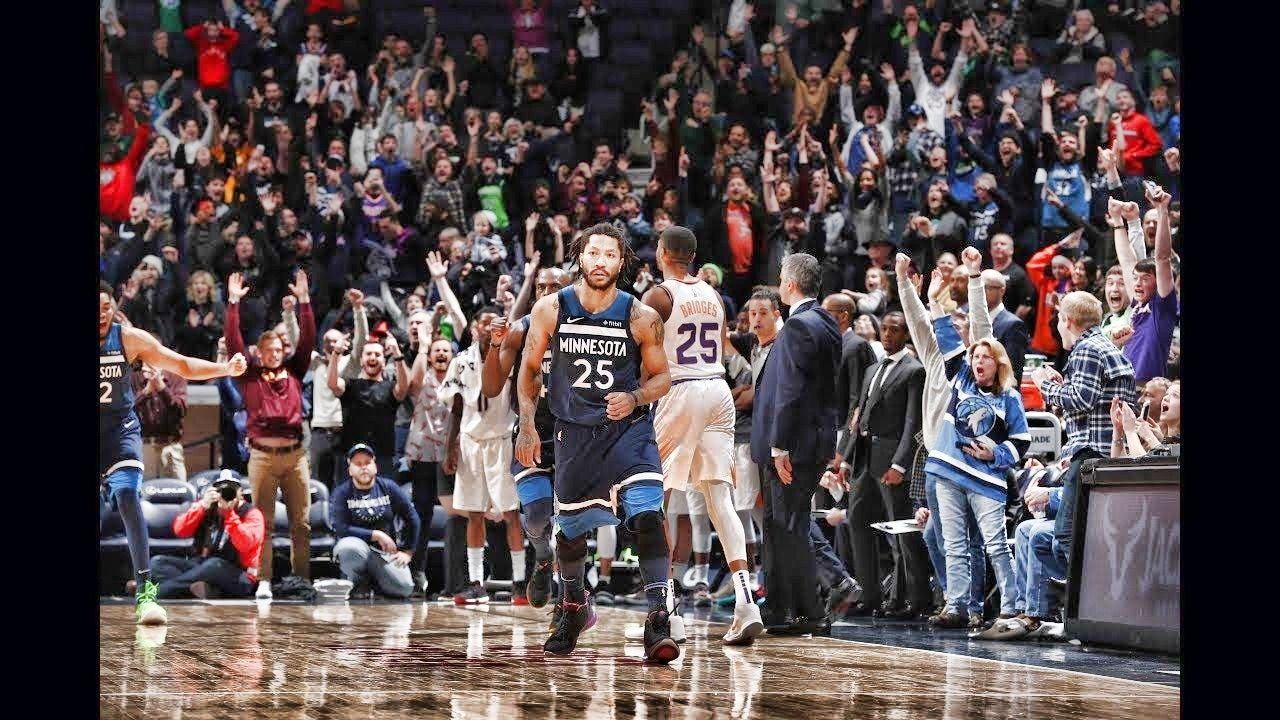 NBA Daily Rundown: Rose's game-winner over Suns, Pacers make light work of Hornets, and Clippers steal one in San Antonio