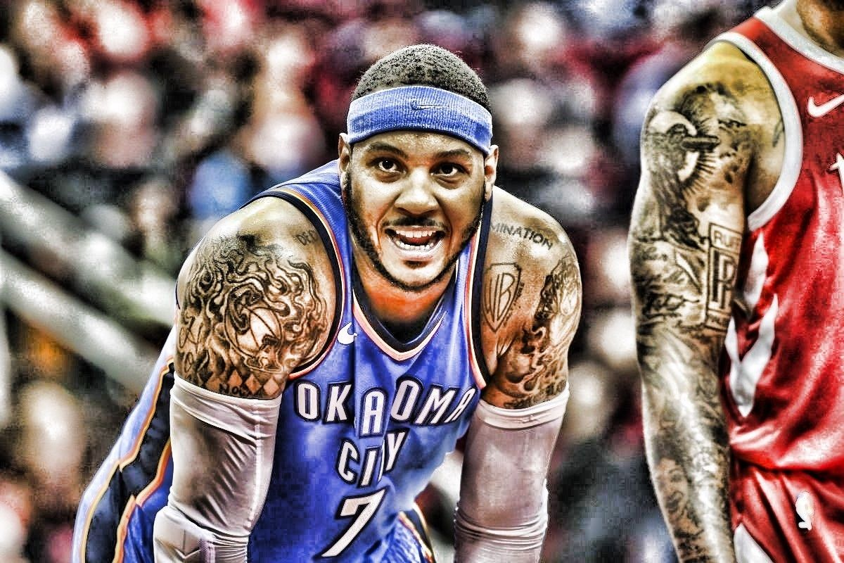 Playoff Contenders that Should Make a Move for Carmelo Anthony