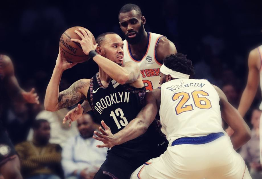 NBA Daily Rundown: Nets win New York showdown with Knicks, Doncic's big game and Harden outduels Kawhi in Houston