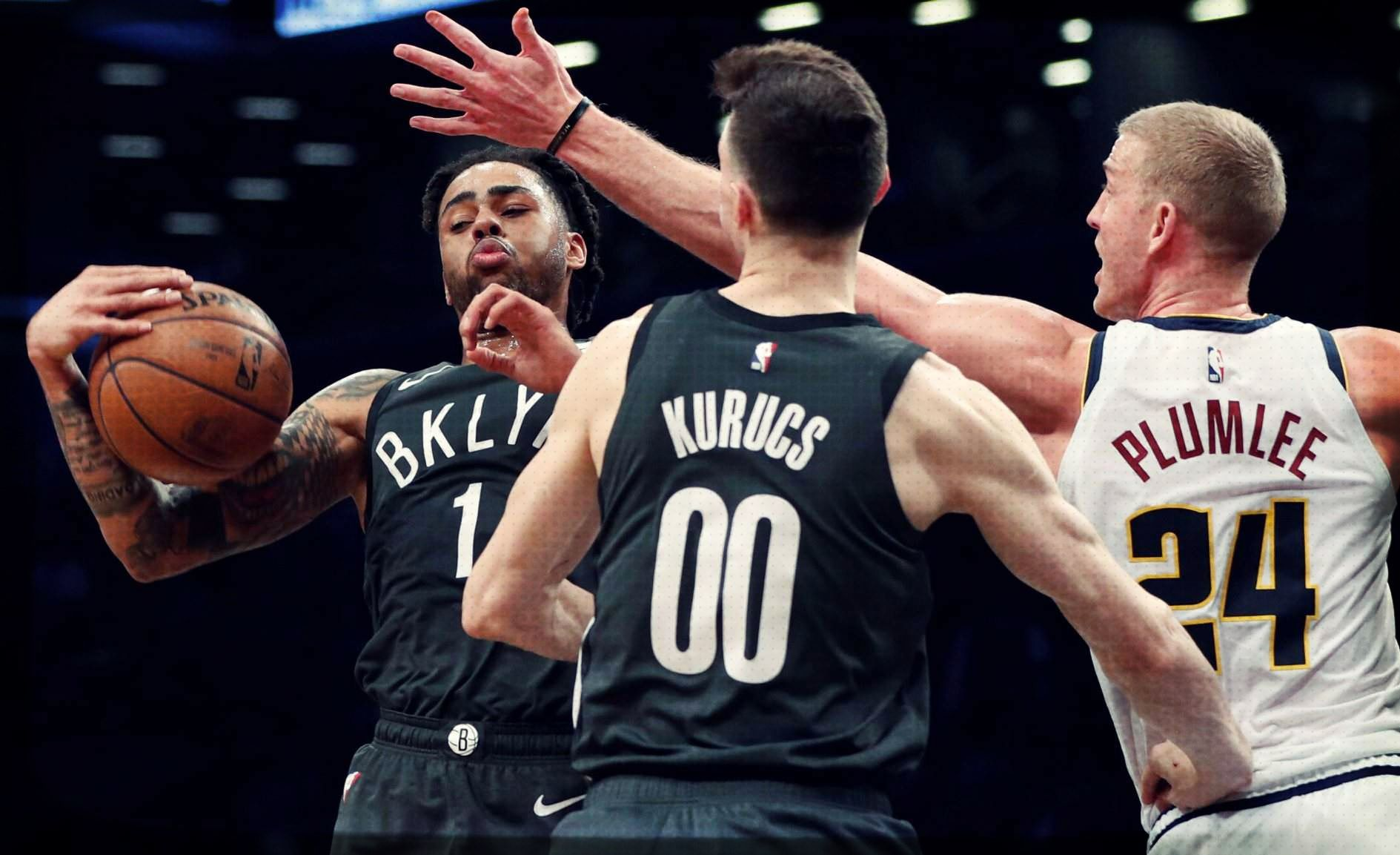 NBA Daily Rundown: Nets Survive Jokic's Triple-Double, Doncic's All-Around Brilliance, And Warriors' 49-Point Quarter