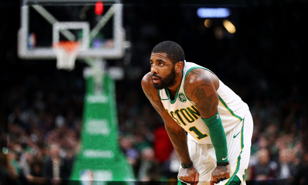 NBA Weekly Wrap: Mayhem in Lakers Land and The Sudden Uncertainty of Kyrie's Future in Boston