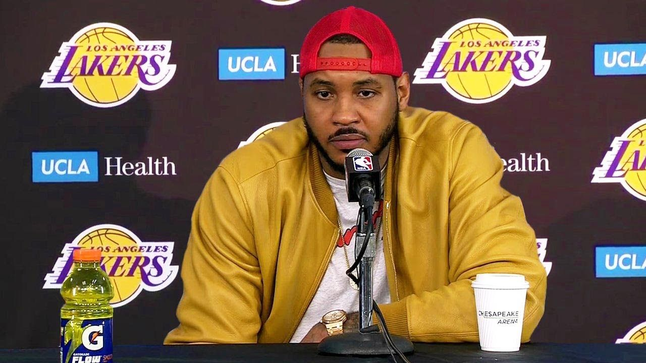 NBA Free Agency News: Lakers And Melo Stall Negotiations And Rozier Remains Suns' Top Free Agent Target