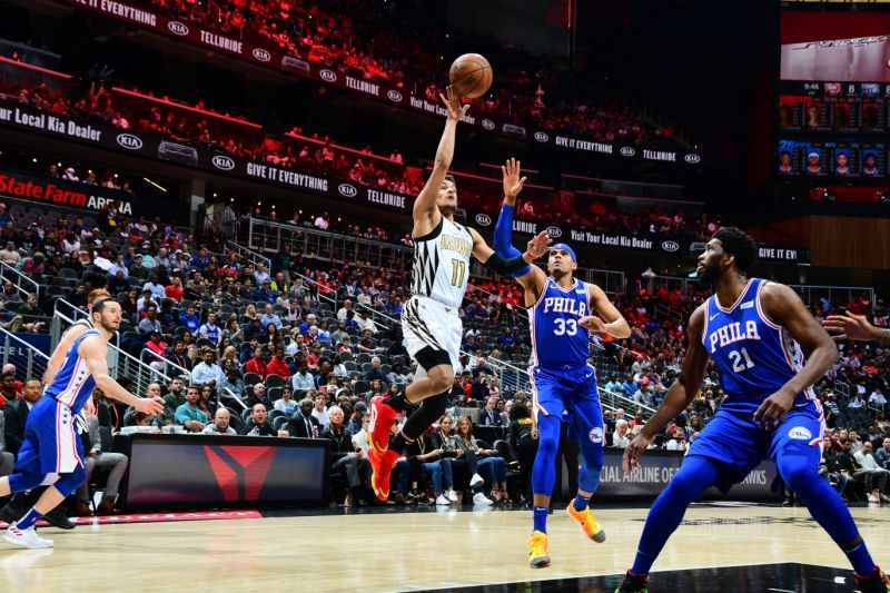 NBA Daily Rundown: Trae Young Wields Upset Axe On Embiid And Philly