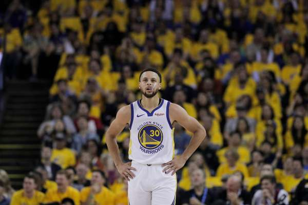 NBA Injury Report: Curry's Ankle Good To Go For Game 1 Against Clippers