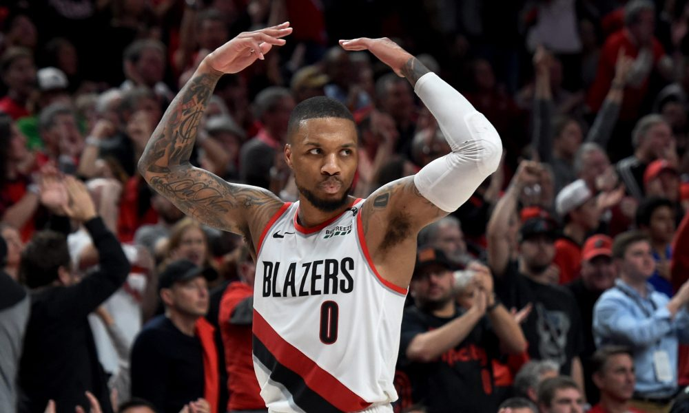 NBA Daily Playoff Rundown: Lillard Outduels Westbrook In Game 1 And Defense Carries Celtics Past Pacers