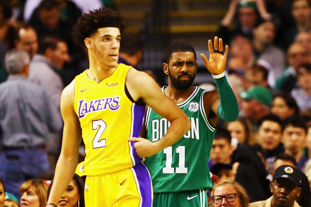 8992bf534bc6 NBA Free Agency News  Lakers To Get Sit-Down With Kyrie