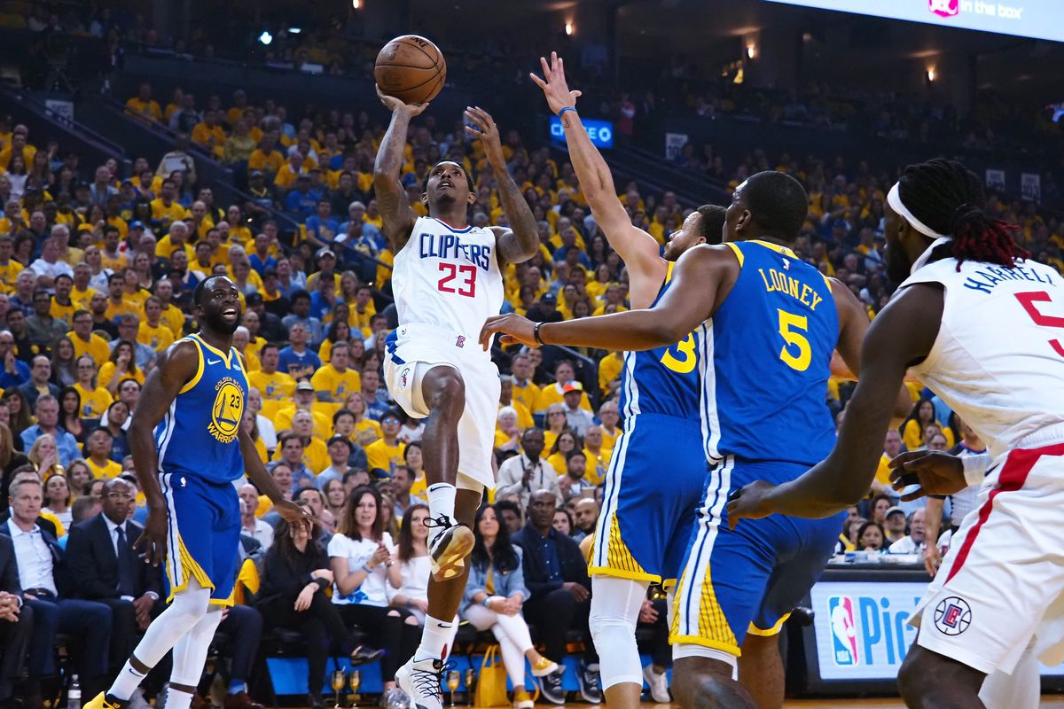 Golden State Warriors vs Los Angeles Clippers Game 6