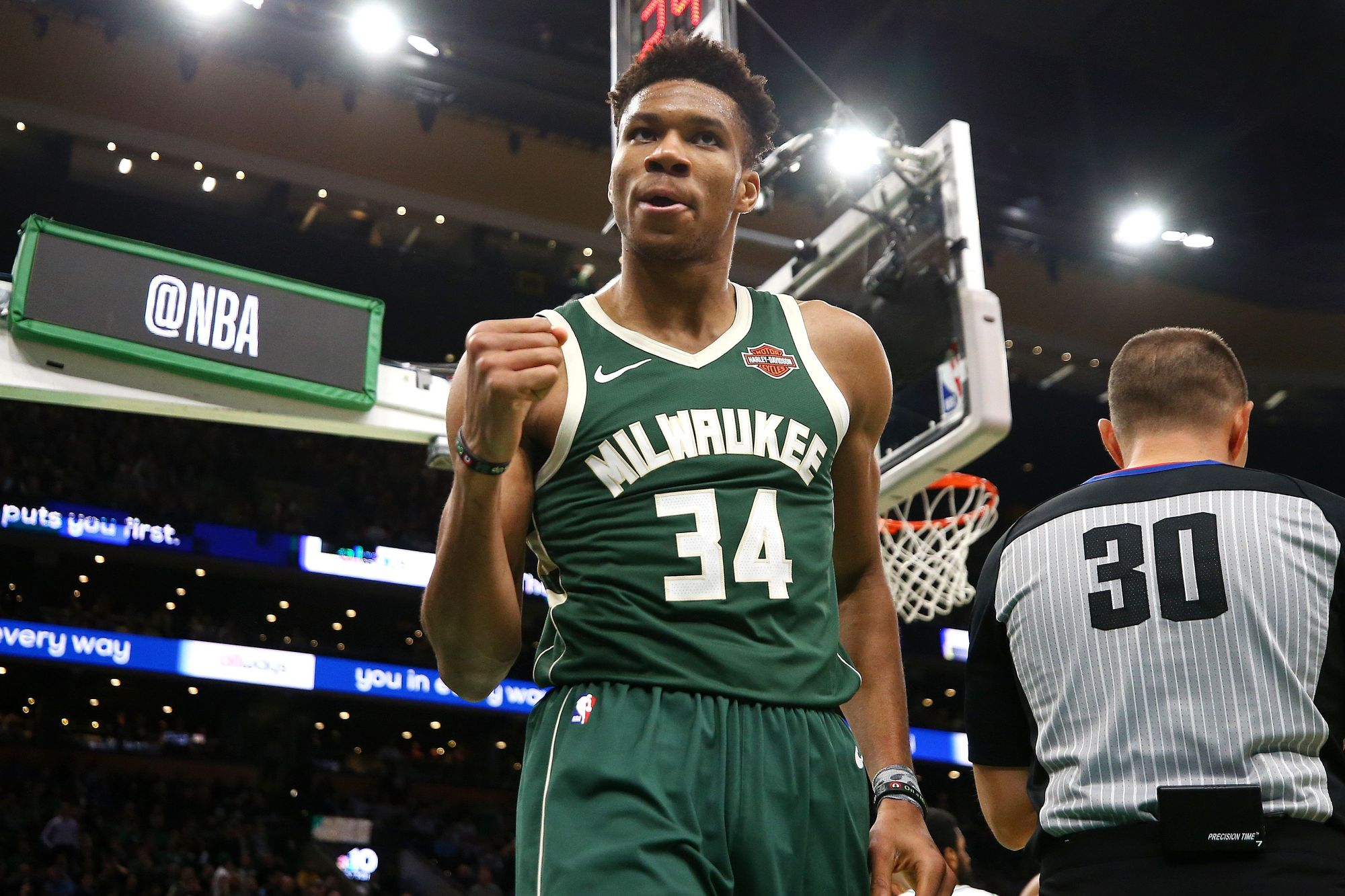NBA Daily Playoff Rundown: Giannis Sends Celtics Into Deeper Hole And Rockets Even Series With Dubs