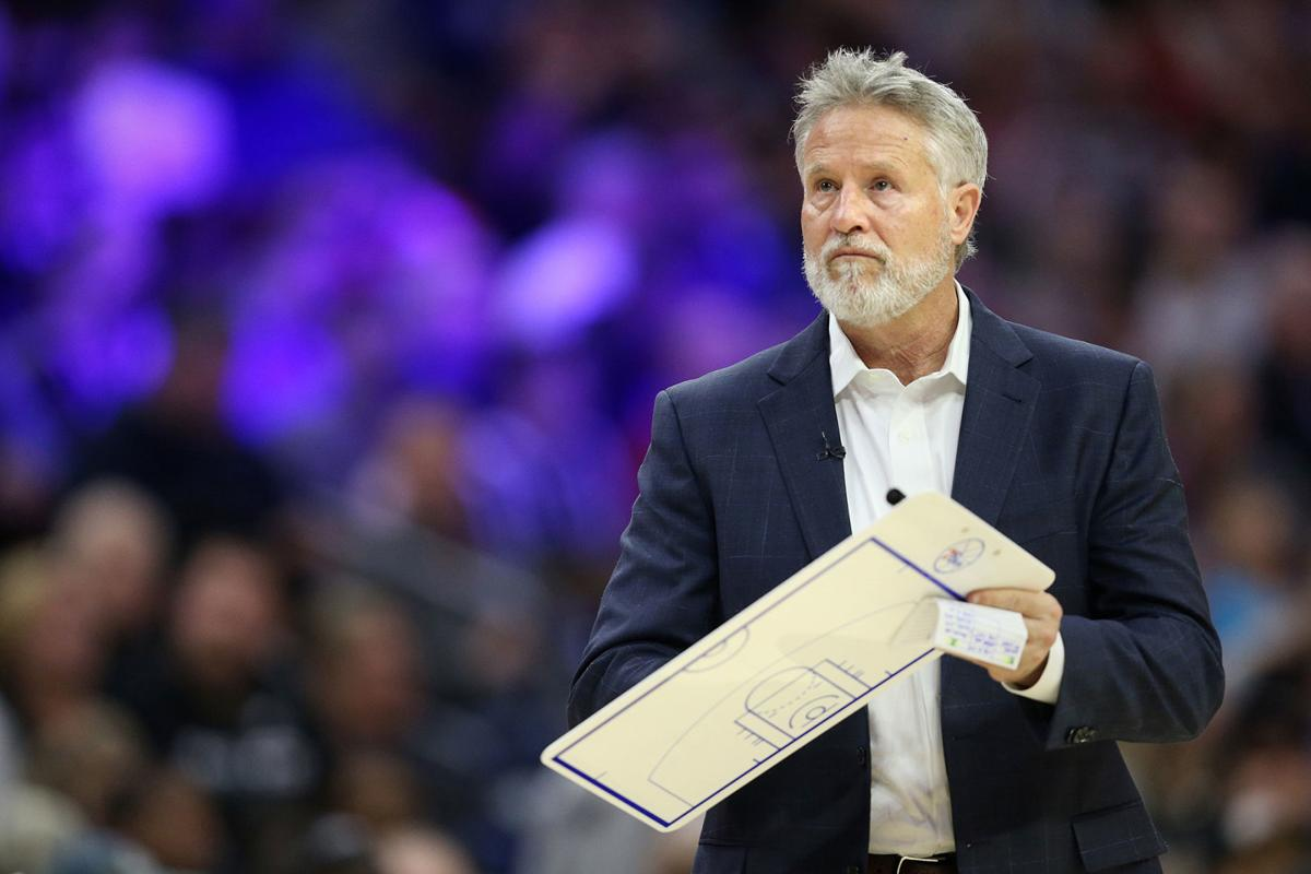 NBA Head Coaching Tracker: Brown Retains Sixers Job And Wolves Open Head Coaching Search