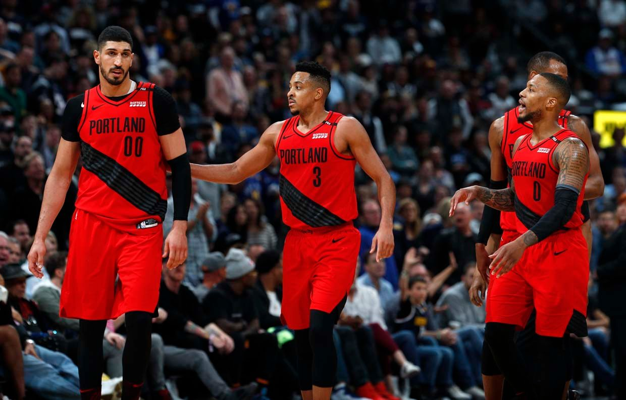 NBA Daily Playoff Rundown: Embiid Stars In Philly Win And Blazers Even Series Against Nuggets