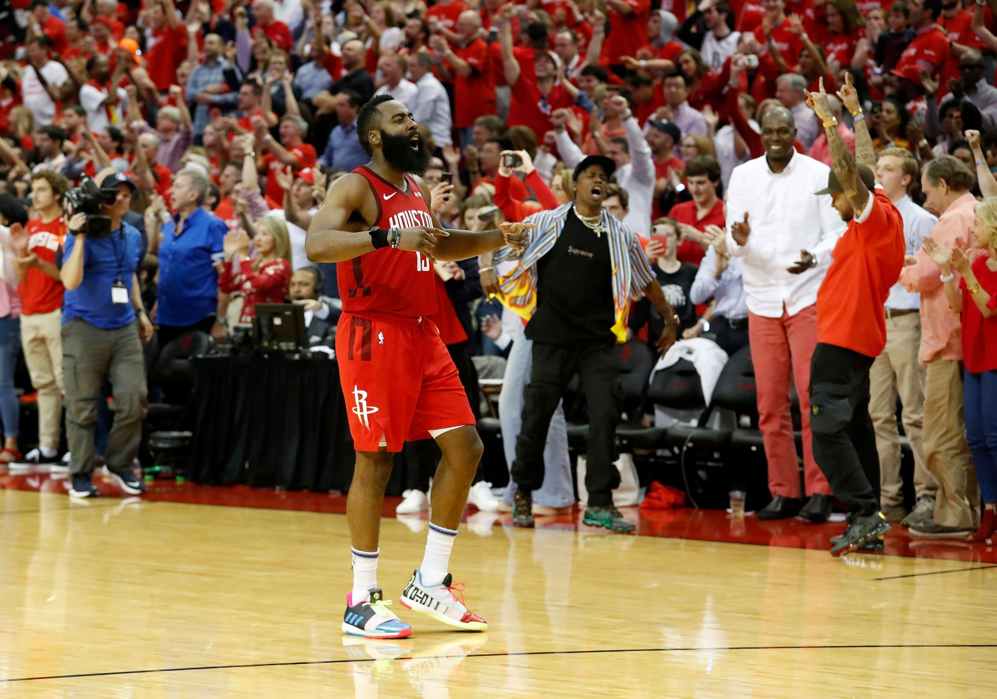NBA Daily Playoff Rundown: Kawhi Heats Up Anew And Rockets Avoid 0-3 Hole
