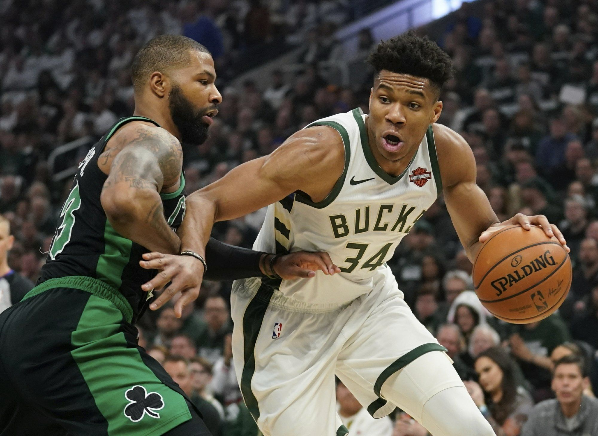 NBA Daily Playoff Rundown: Bucks Bounce Back Big Time And Warriors Defeat Rockets Anew