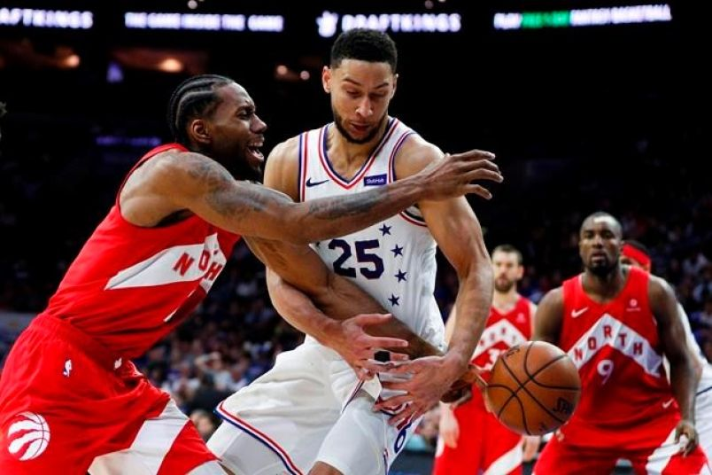 Philadelphia 76ers vs Toronto Raptors Game 7