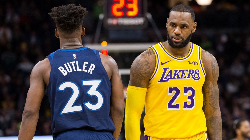 NBA Free Agency News: Butler Interested In Lakers While Davis Discuss Future With Pelicans Top Brass