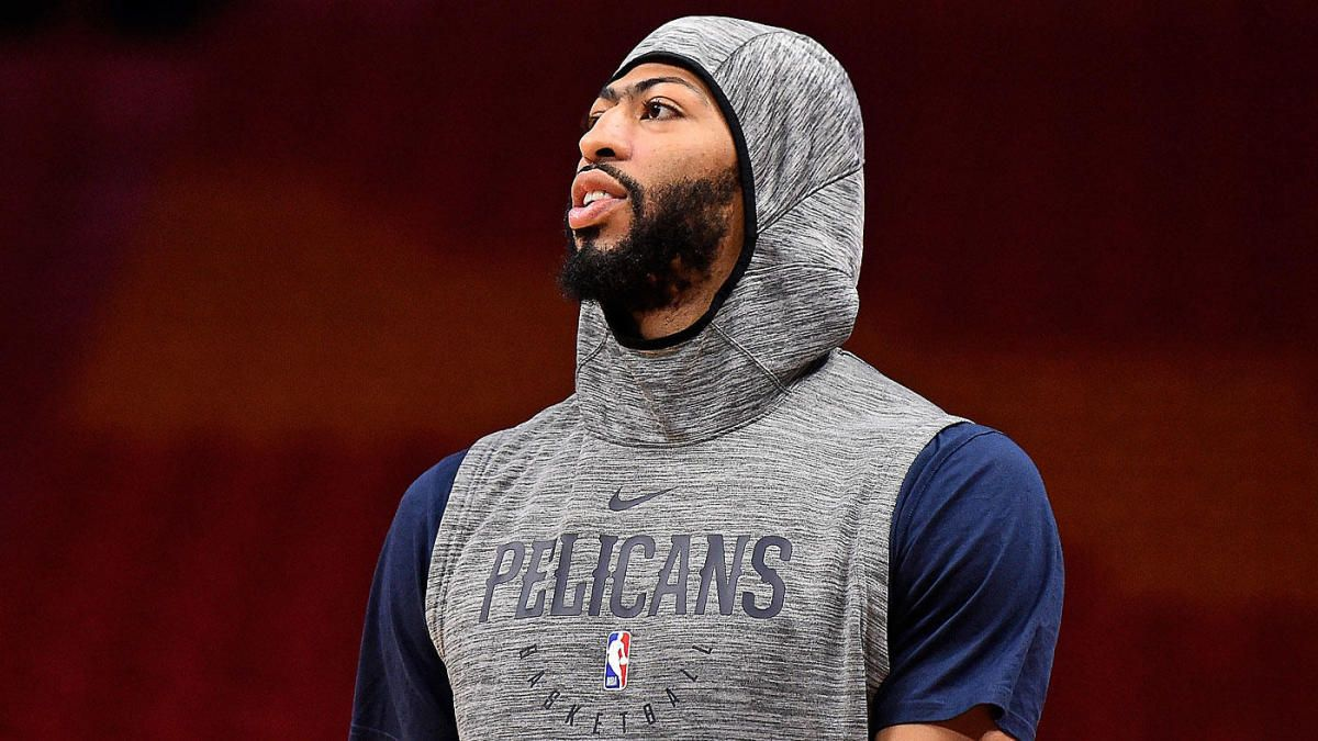 NBA Free Agency News: Anthony Davis Chooses Lakers And Knicks As Destinations