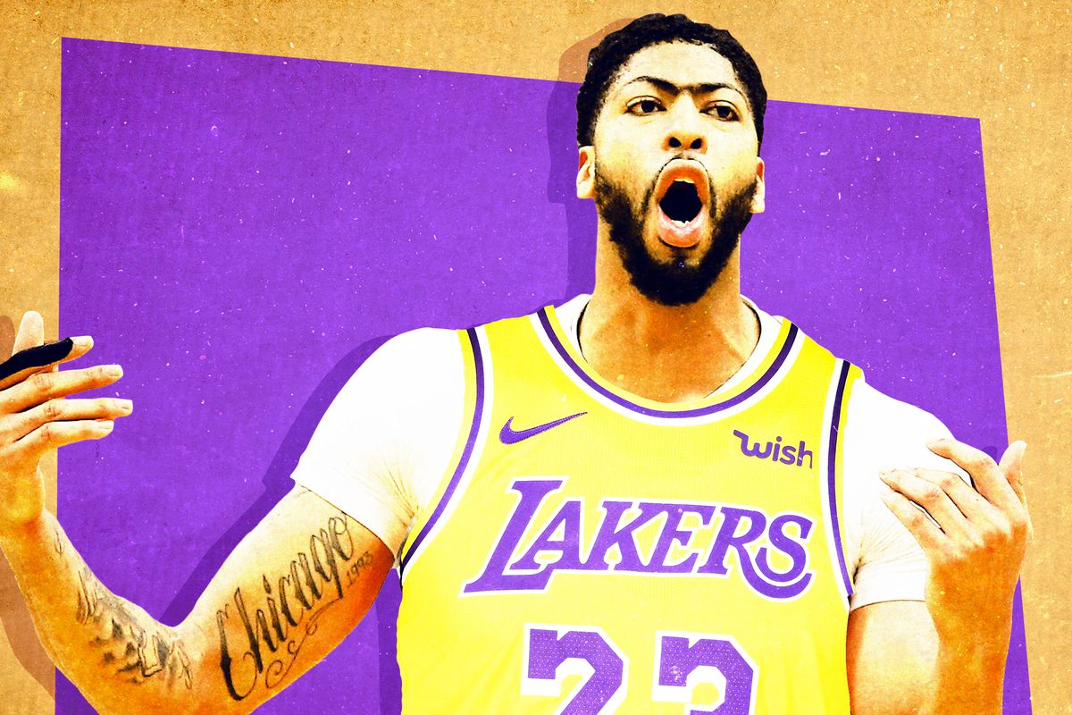 NBA Trade Buzz: Anthony Davis Is The Newest Lakers Star Big Man